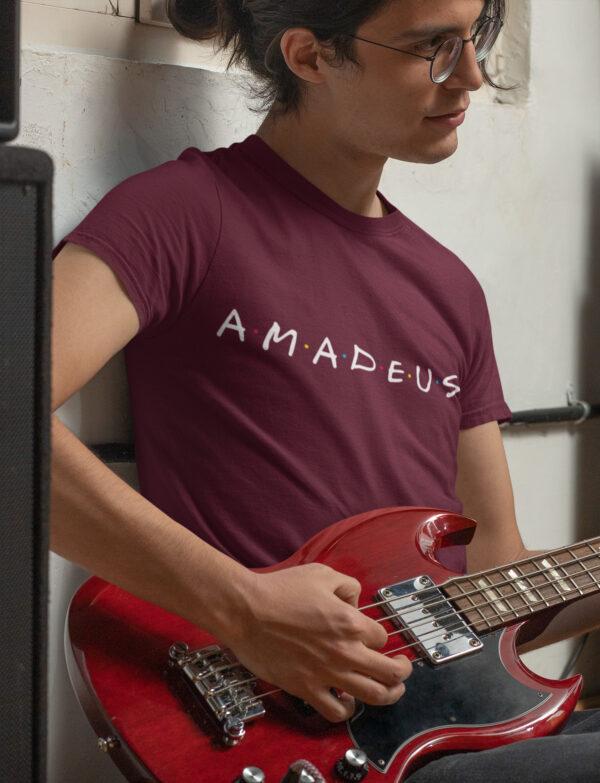 """Amadeus Friendstyle-Shirt """"Fairtrade & Bio Baumwolle"""""""